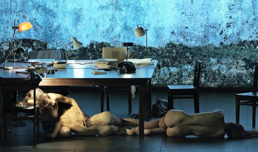 A Meio da Noite: tributo de Olga Roriz a Bergman