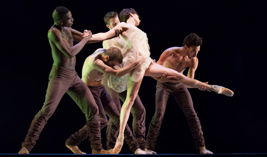 Alonzo King Lines Ballet - Meyer e Writing Ground