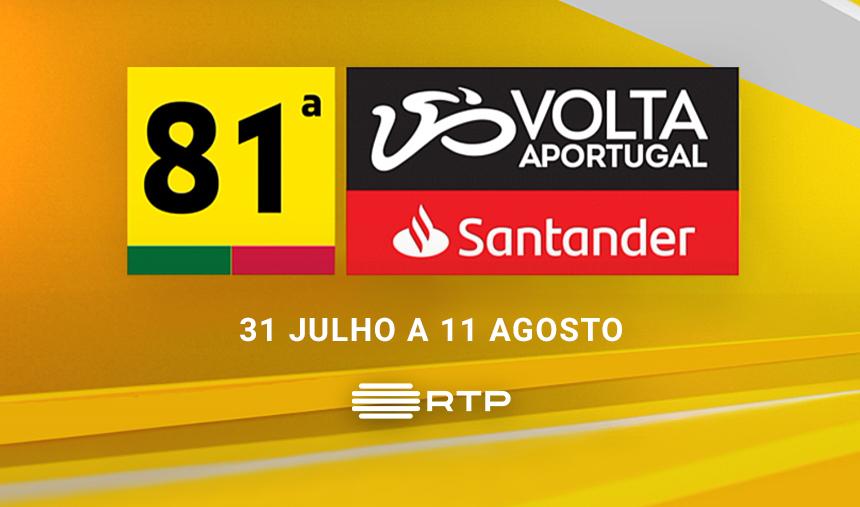 Volta a Portugal Santander