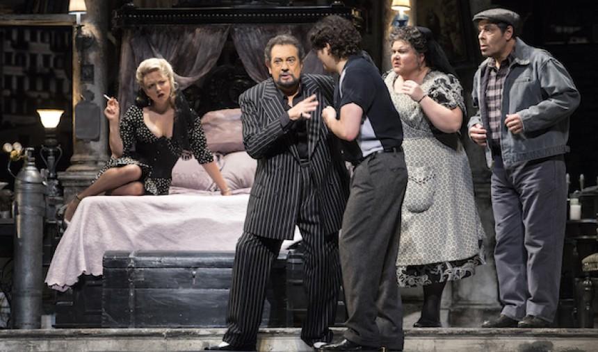 Gianni Schicchi: Woody Allen produz ópera de Puccini