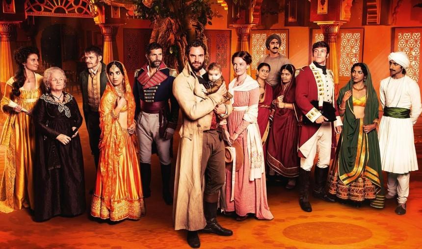 A Casa de Beecham - drama de época na faustosa e agitada Índia colonial