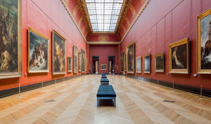 Nos Bastidores do Louvre: o maior museu do mundo como nunca o viu