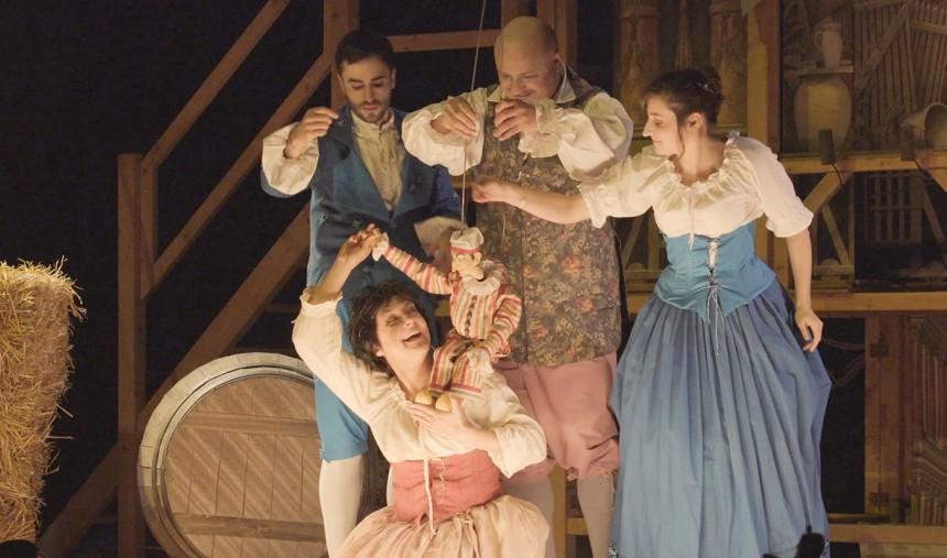Atys en Folie - a Ópera mais famosa de Lully sob o olhar de Desrousseaux
