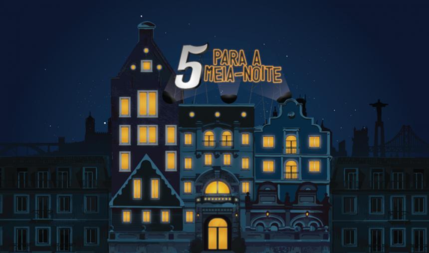 5 Para A Meia Noite Com Ines Lopes Goncalves Extra Rtp