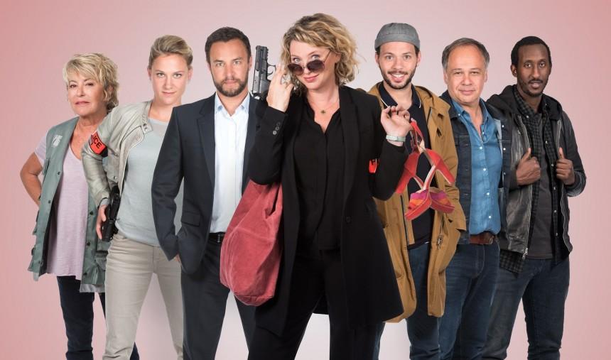 Candice Renoir - 8ª temporada
