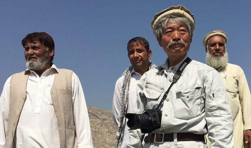 Água e Não Armas - Pintar o Afeganistão de Verde