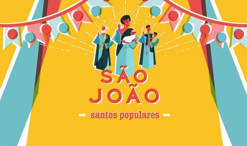 São João - Santos Populares