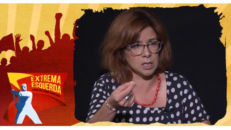 Soraia Simões - O que caracteriza a canção da extrema-esquerda?