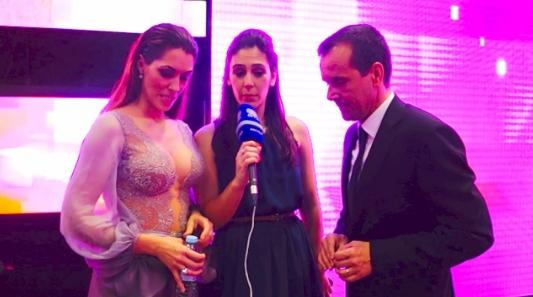 Há Tarde entrevista Carlos Massa e Ramon Galarza
