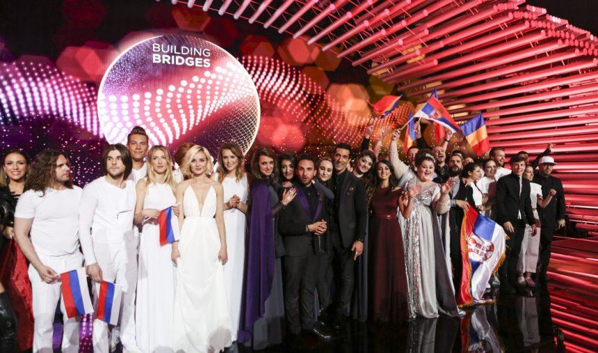 A 2.ª Semifinal da Eurovisão 2015 em fotos