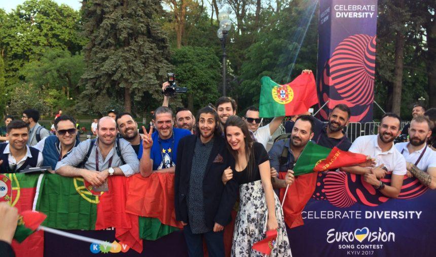 Alinhamento das canções na Final da Eurovisão 2017