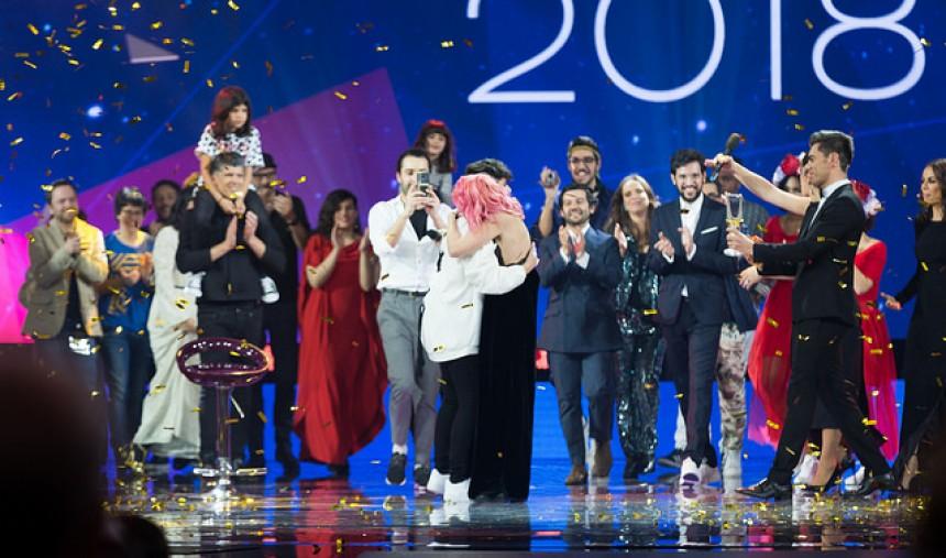 Final do Festival da Canção 2018: os resultados