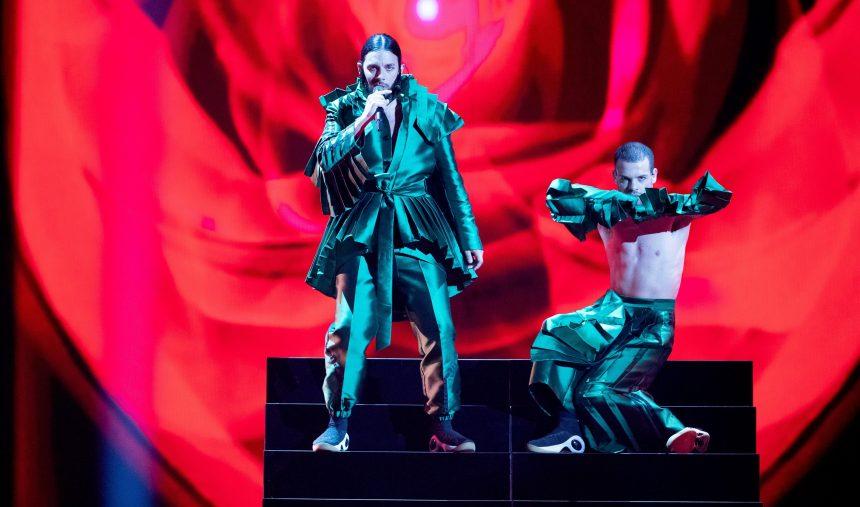 Veja a atuação de Conan Osíris na Eurovisão