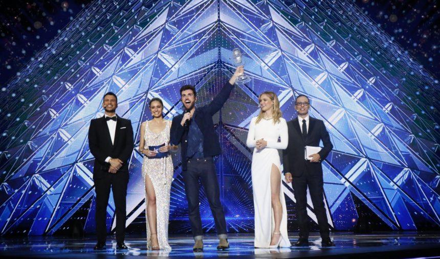 Duncan Laurence, da Holanda, vence a Eurovisão 2019