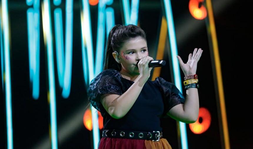 Veja a atuação da Joana Almeida no Junior Eurovision Song Contest