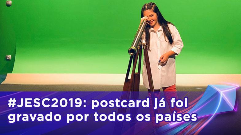 #JESC2019: O que é o postcard que a Polónia está a preparar?