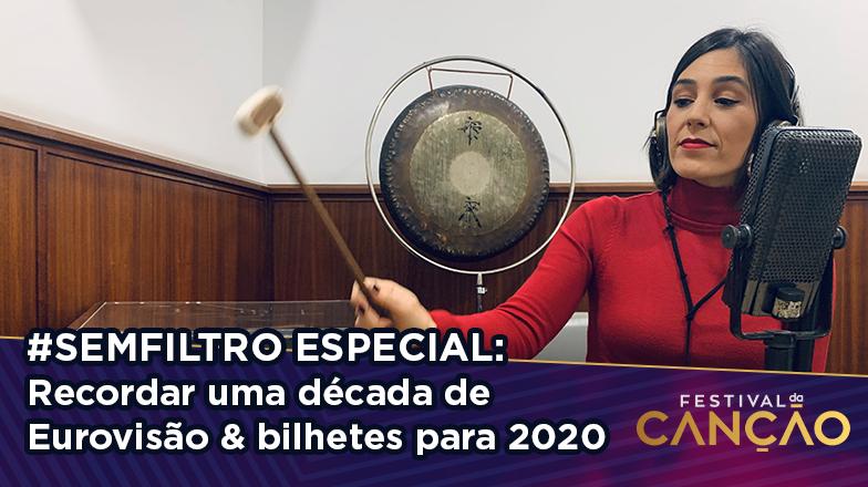 Conheça os intérpretes do Festival da Canção 2020