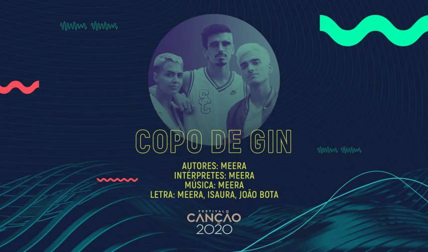 MEERA - Copo de Gin (Lyric Video)