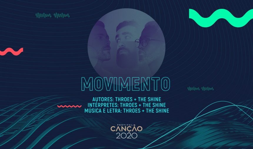 Throes + The Shine - Movimento (Lyric Video)