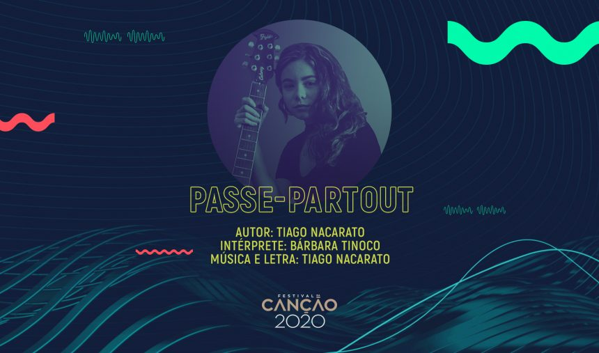 Bárbara Tinoco - Passe-Partout (Lyric Video)
