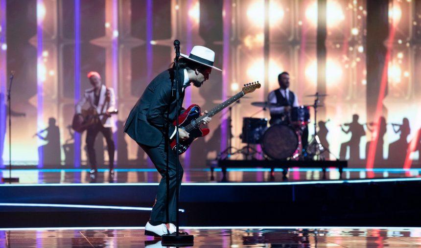 2.º Ensaio - Eurovisão 2021