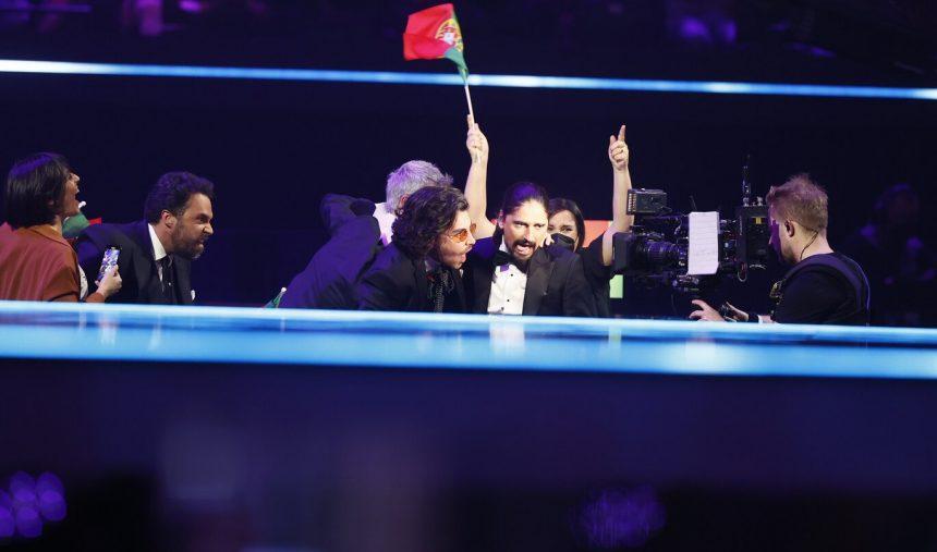 Segunda semifinal selecionou 10 canções finalistas - e a de Portugal é uma delas