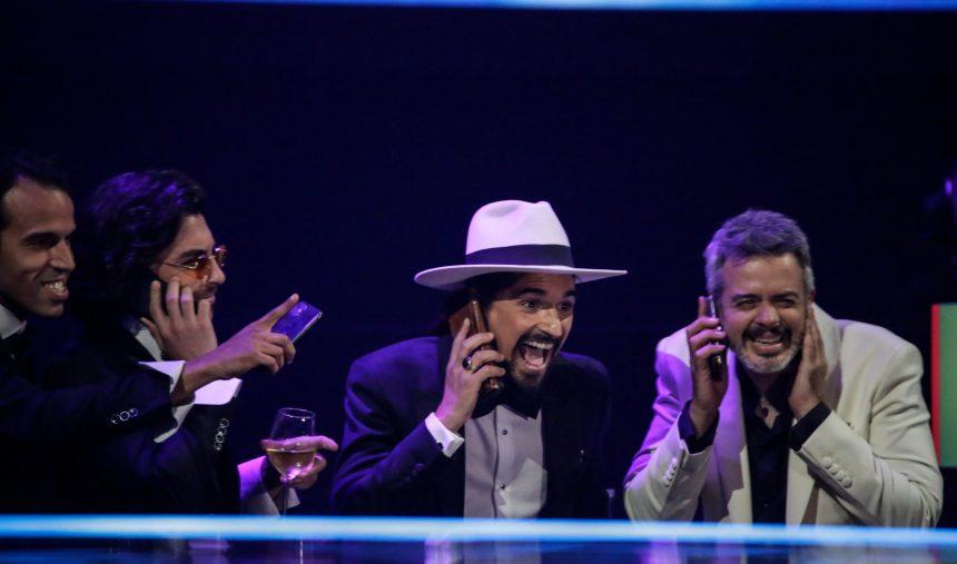 The Black Mamba passam à Final do Eurovision Song Contest