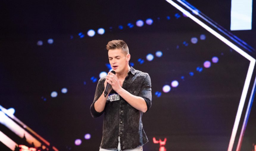 Luis Ramalho no Got Talent Portugal