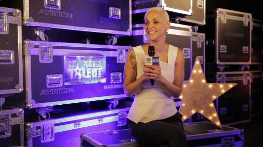 Mariza em entrevista sobre o Got Talent Portugal