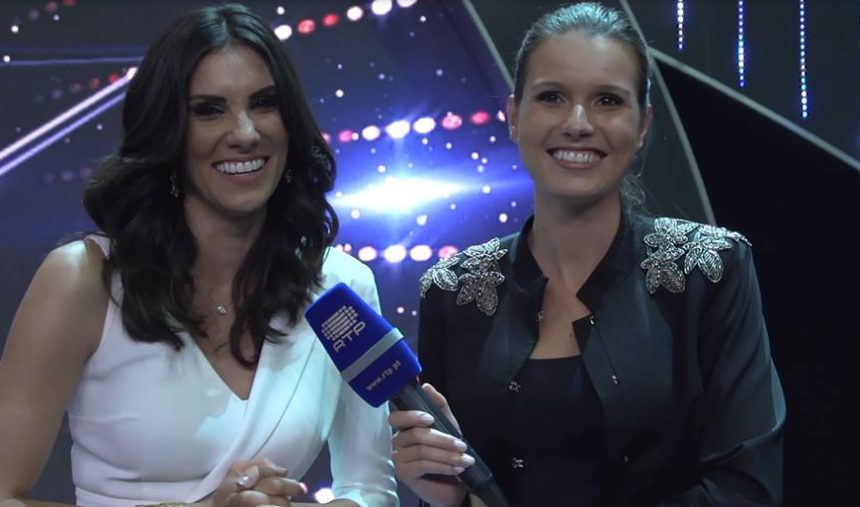 Daniela Ruah fala sobre o Got Talent Portugal