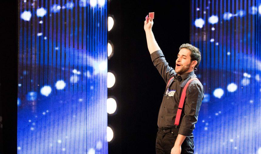 Daniel Guedes, o Mágico