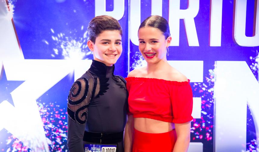 Matilde e Guilherme