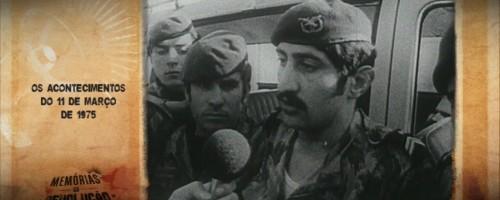 Os acontecimentos do 11 de Março de 1975