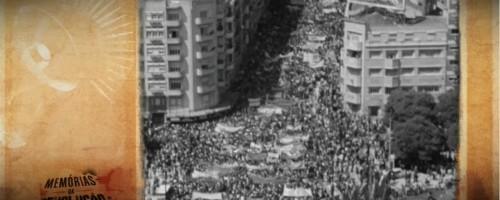Incidentes entre o PCP e o PS no 1º de Maio