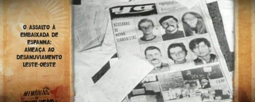 O significado do assalto à embaixada de Espanha