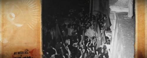 Funeral de Alexandrino Sousa