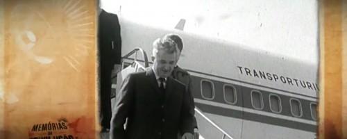 Nicolae Ceausescu em Portugal