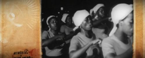 O fim do império colonial em África – independência de Angola