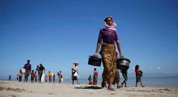 Myanmar e Bangladesh acordam regresso dos Rohingya