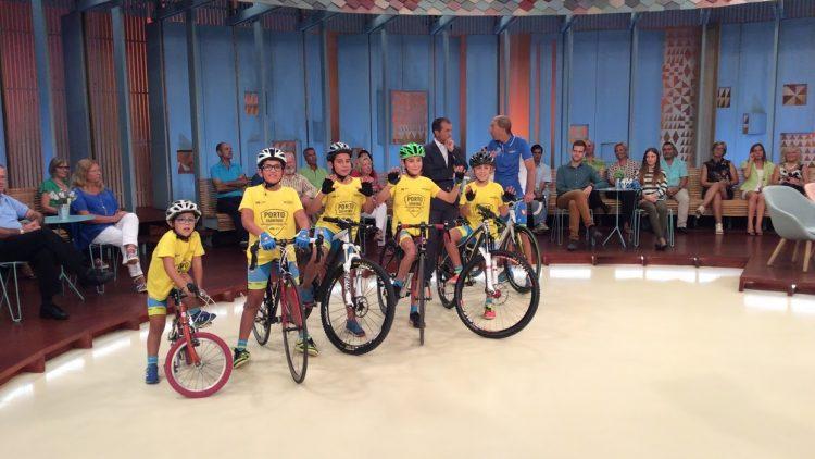 Dicas para aprender a andar de bicicleta e rescaldo do Porto Grandfondo