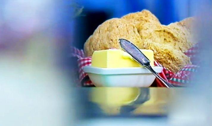 Pão de Trigo e Milho – Culinária