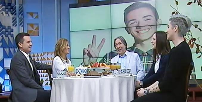 Armando Gama, Pedro Gonçalves e Helena Kendall foram Nossos Convidados!