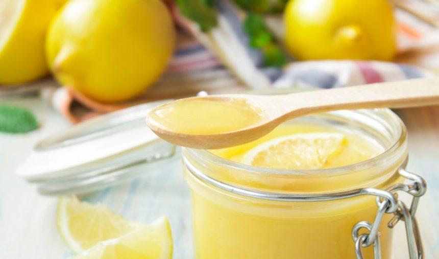 Lemon Curd - Culinária
