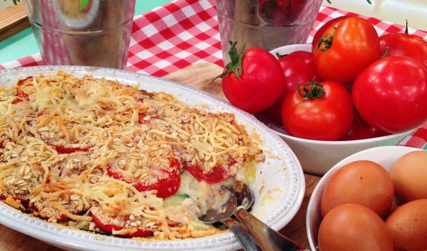 Ovos no Forno - Culinária