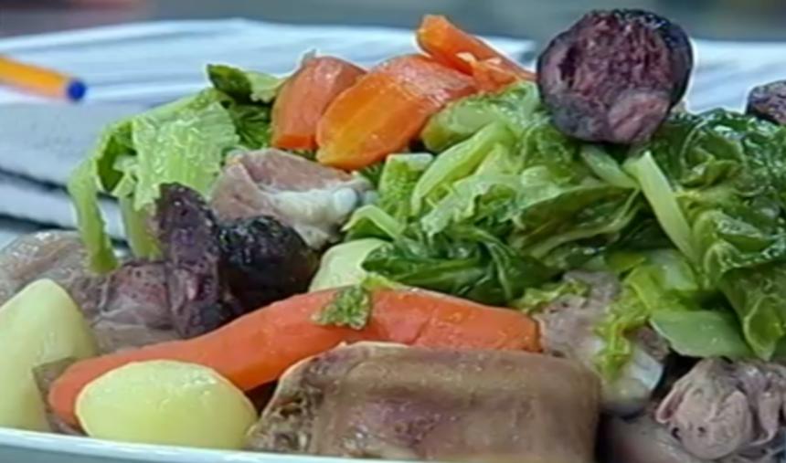 Cozido à Portuguesa - Culinária