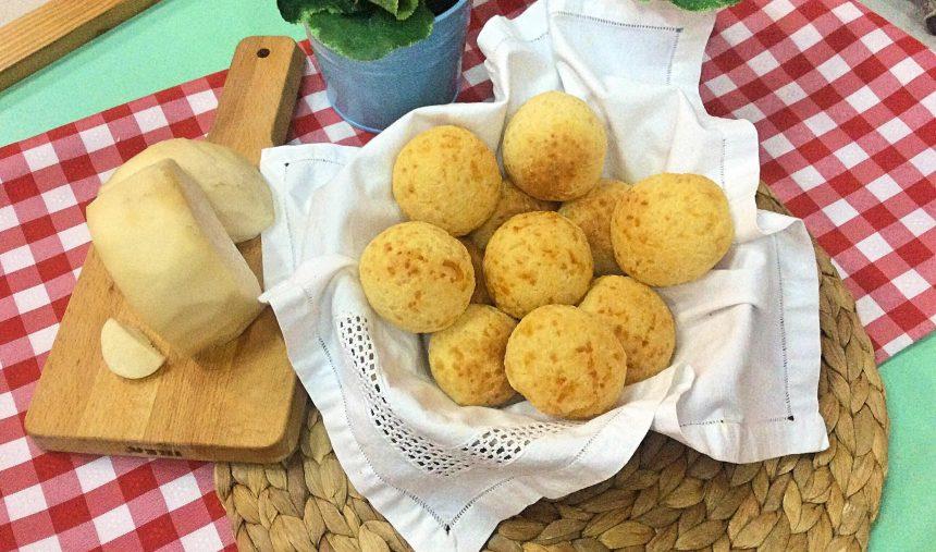 Pães de queijo - culinária