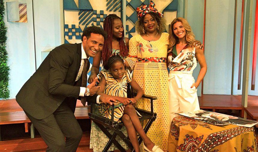 Penteados Africanos - Amália Augusto