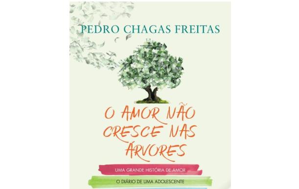 """REGULAMENTO -  """"Passatempo na Praça da Alegria – livro """"O amor não cresce nas árvores"""" – Pedro Chagas Freitas"""""""