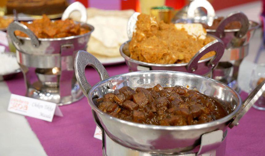 Sarapatel - Culinária