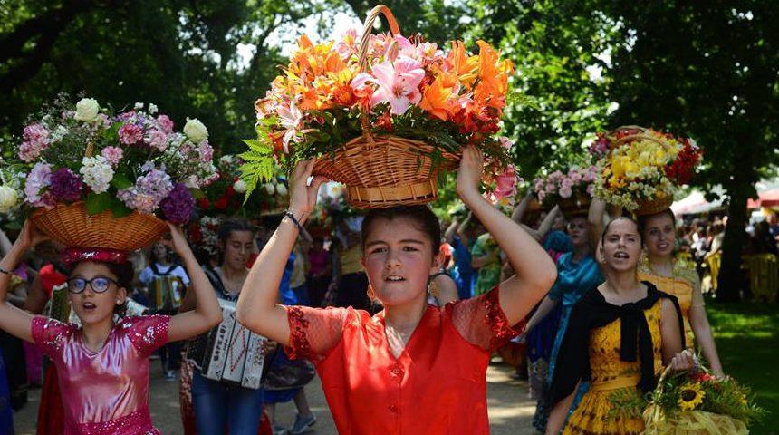 Festejos de São Pedro em Felgueiras